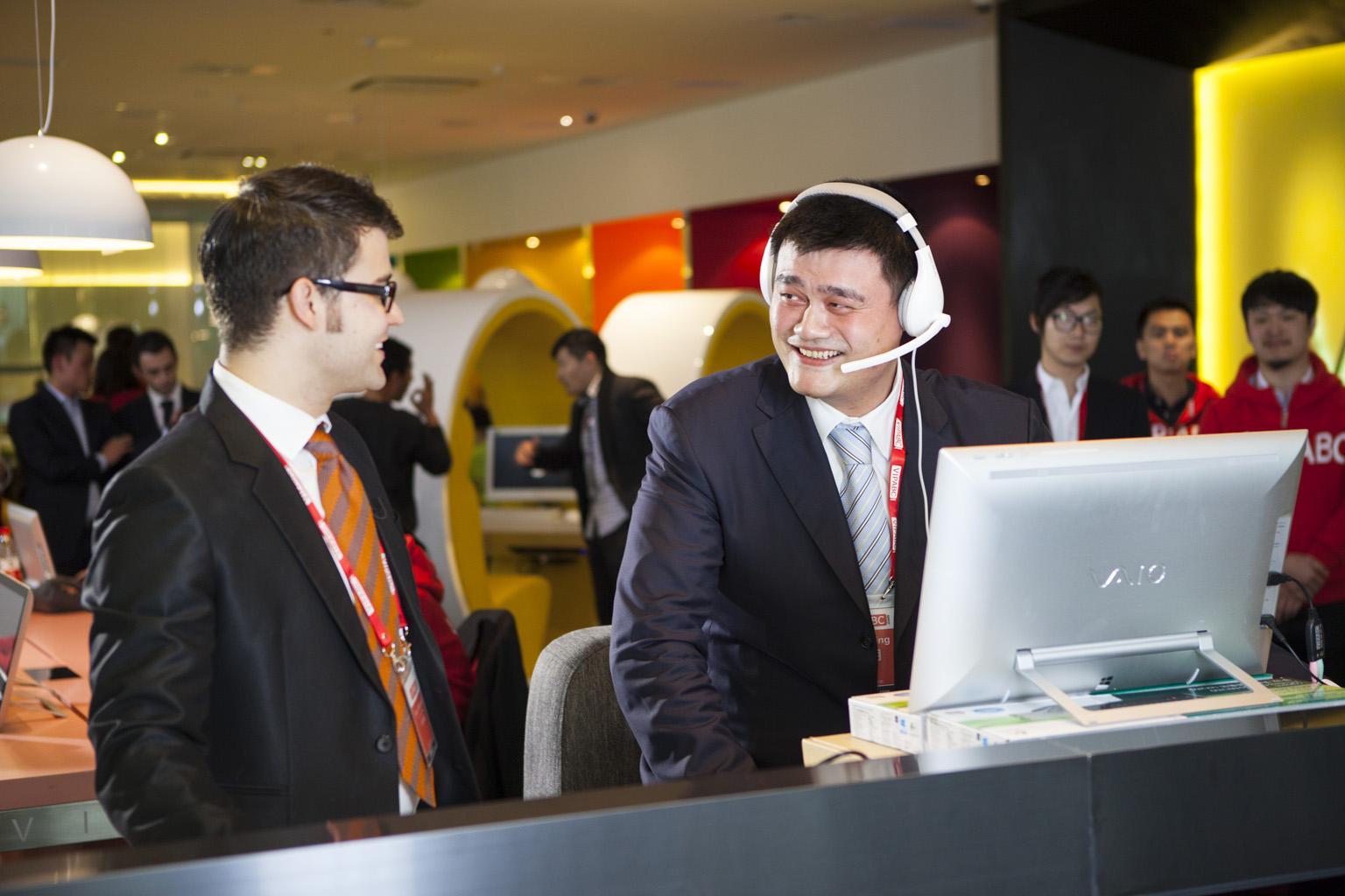 TutorGroup 榮獲2014中國年度城市最佳雇主China Best Employer Award-TutorABC延攬台灣高科技專業人才 進軍國際 (1)