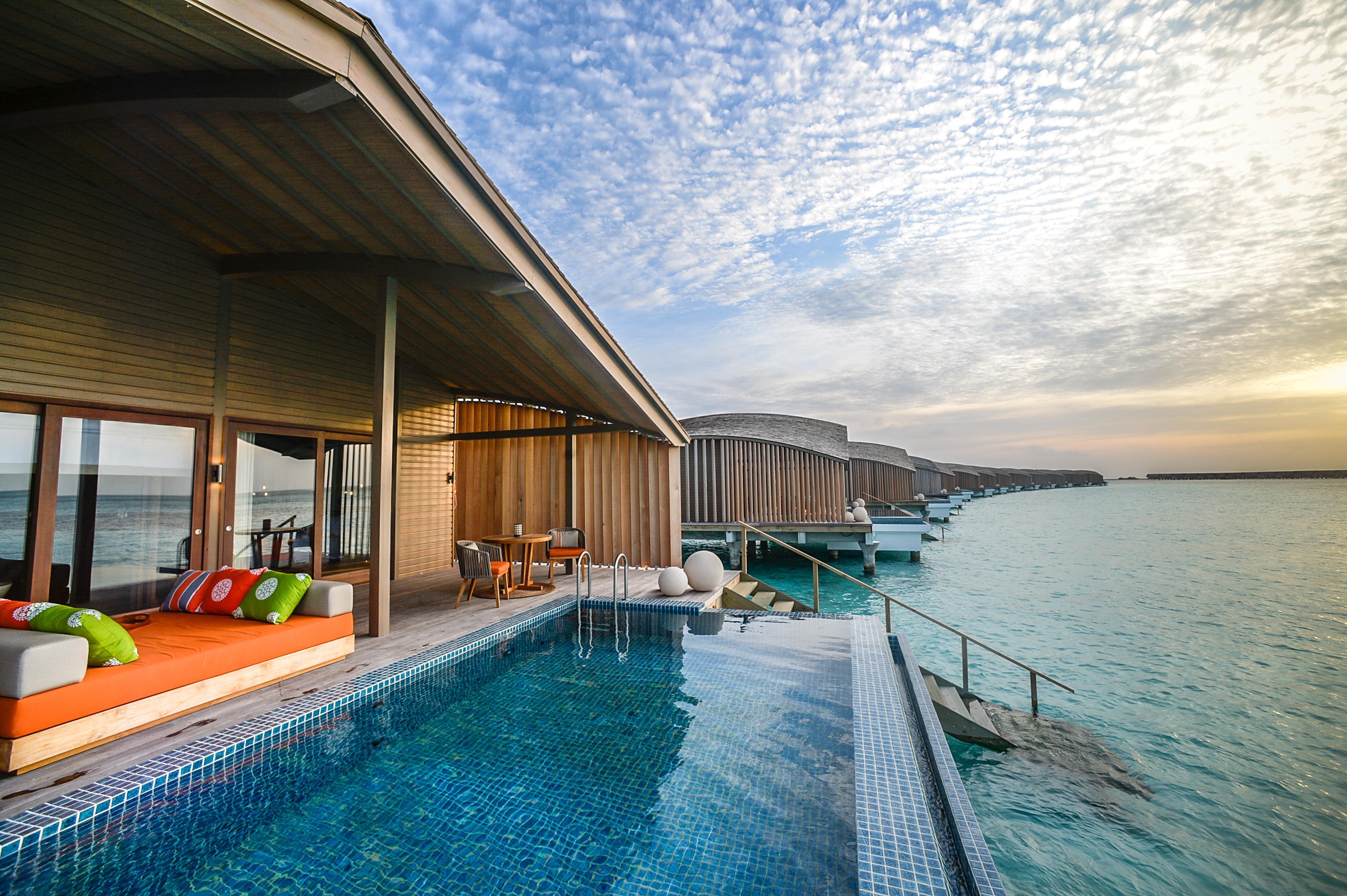 Club Med芬尼芙別墅擁有52棟頂級別墅,每座別墅均擁有私人泳池及寬敞空間,更配有專屬管家提供客製化尊寵服務。