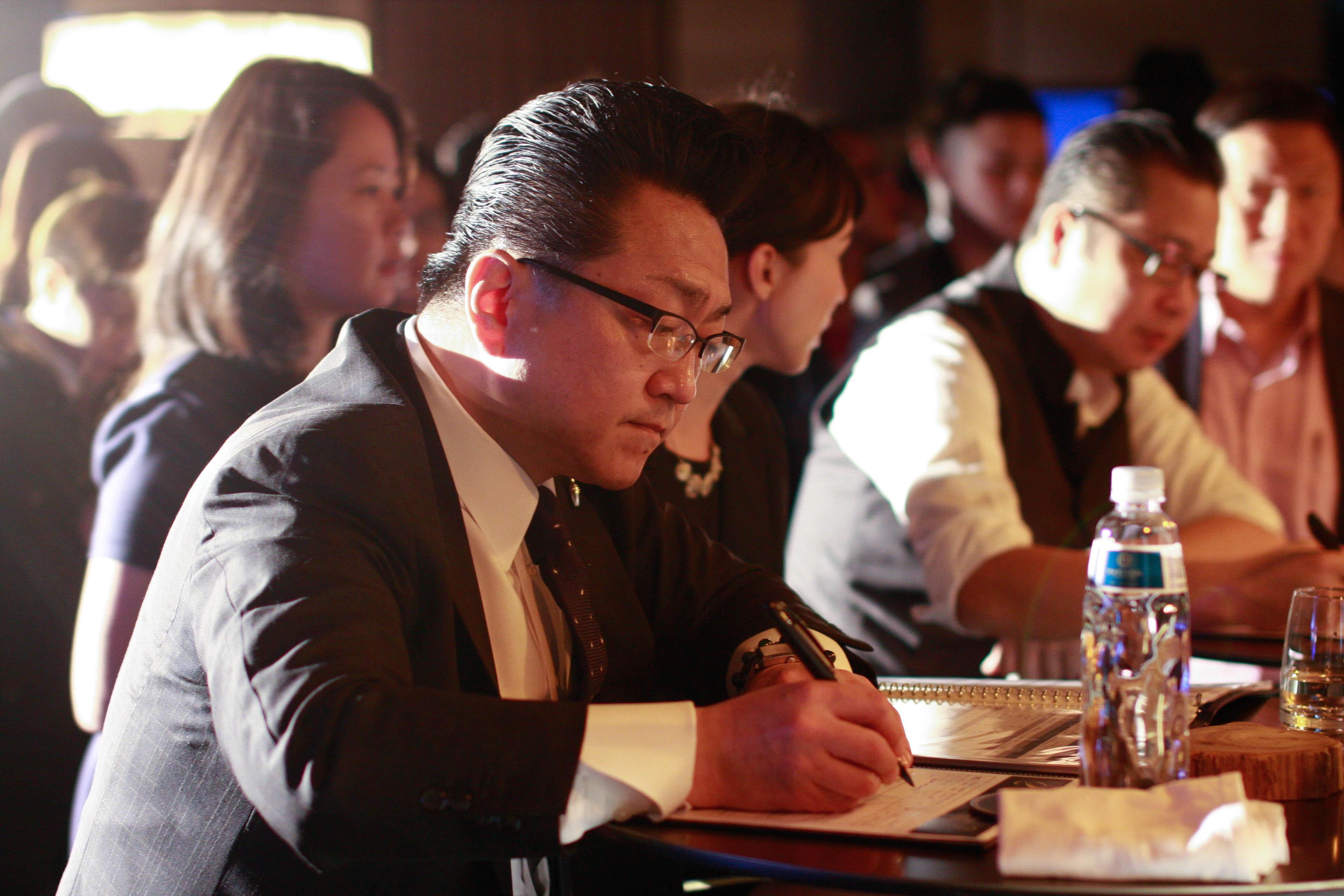 日式調酒界翹楚上野秀嗣將擔任專業評審之一