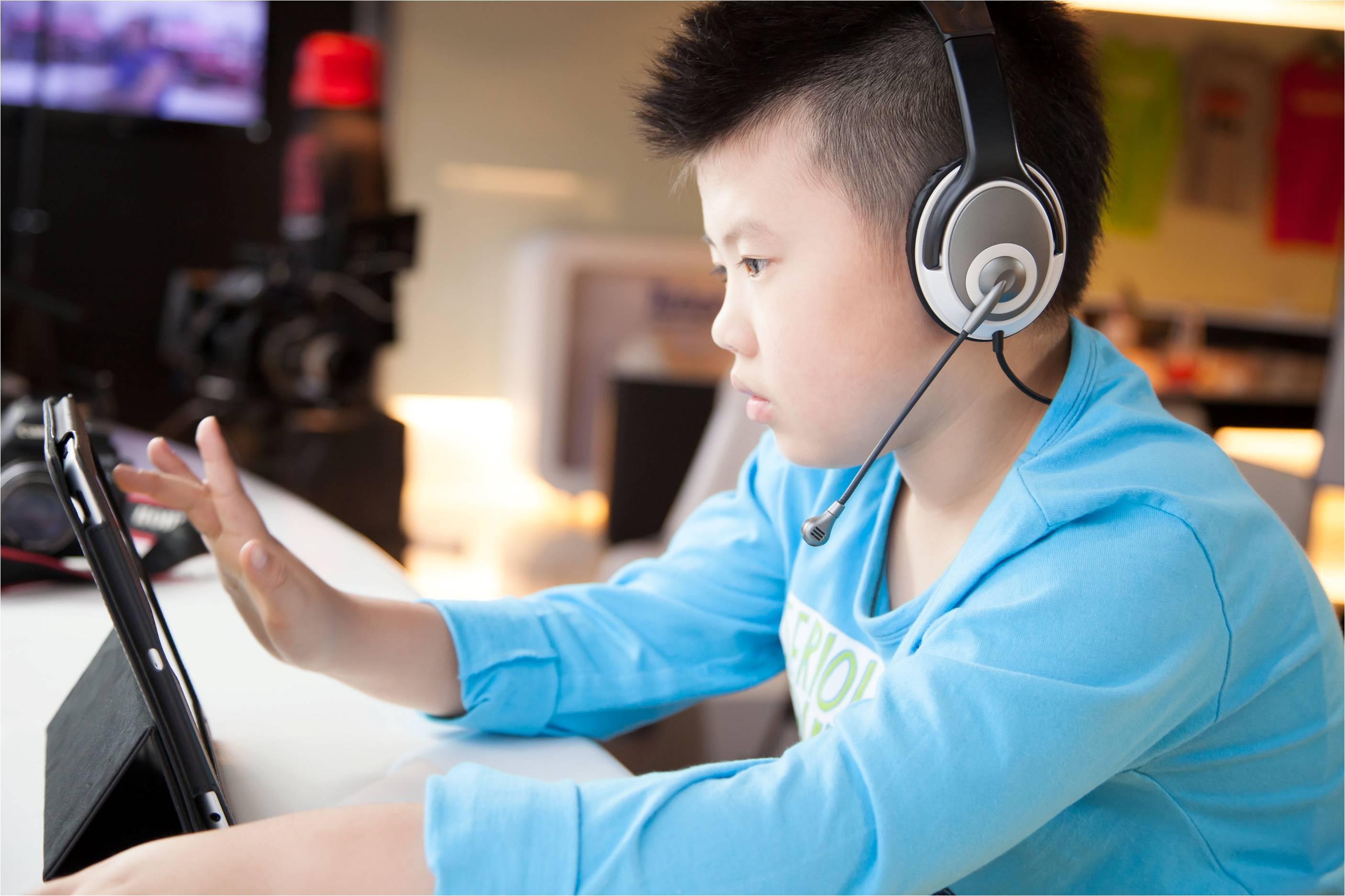 12年國教最佳英語學習方式-TutorABCJr新式課綱版教學系統