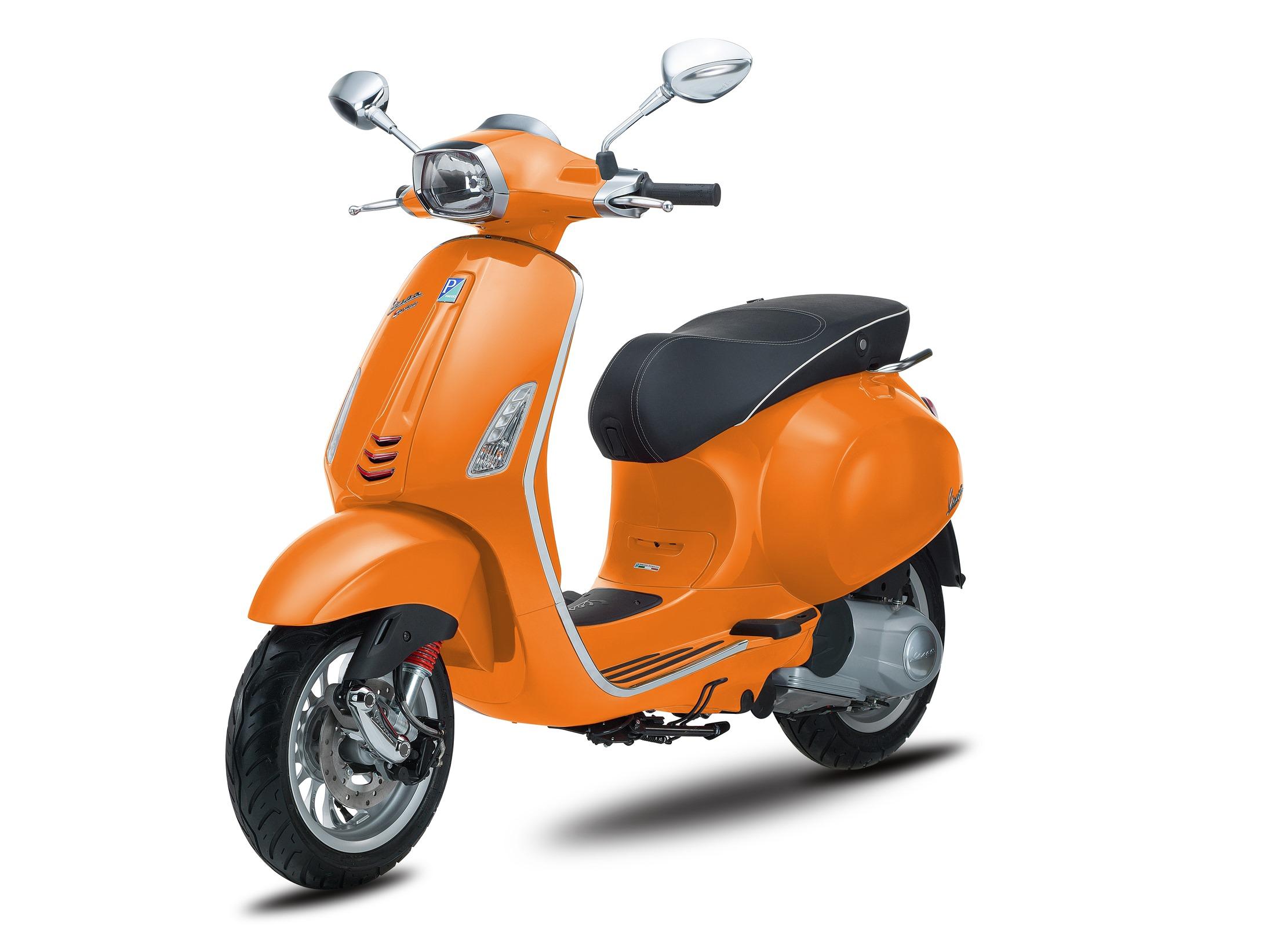Sprint Taormina 賽車橘