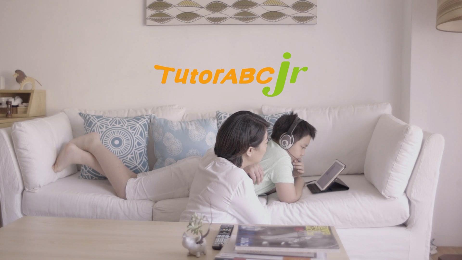 TutorABCJr 2015最新首波電視廣告-把學習的自由還給孩子,把珍貴的時間留給彼此陪伴