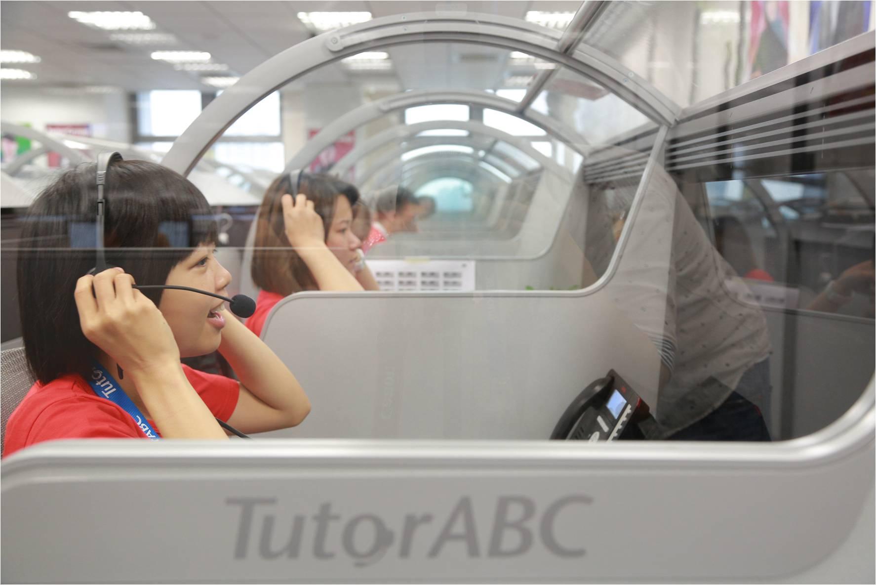 最優質的辦公環境 TutorABC培育第一電銷團隊