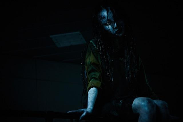 02 張寗在片中扮演女水鬼,讓吳慷仁坦言「真的有嚇到」