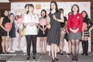 媚登峰集團創辦人莊雅清對於第22屆所有參賽者都瘦了的成績,非常滿意