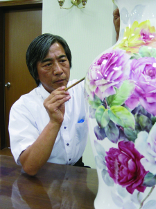 日本首席畫師 若宮孝章(Wakamiya Takaaki)