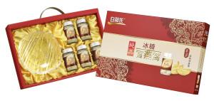 7-11獨家販售頂級官燕窩禮盒,嚴選天然無汙染、礦物質豐富的上乘洞燕窩,是送給珍貴對象的首選