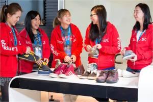 TutorABC員工們開心投注公益愛心活動 將關懷的溫度穿出去 (3)