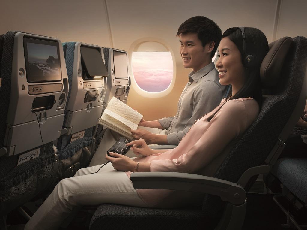 新航最新一代經濟艙