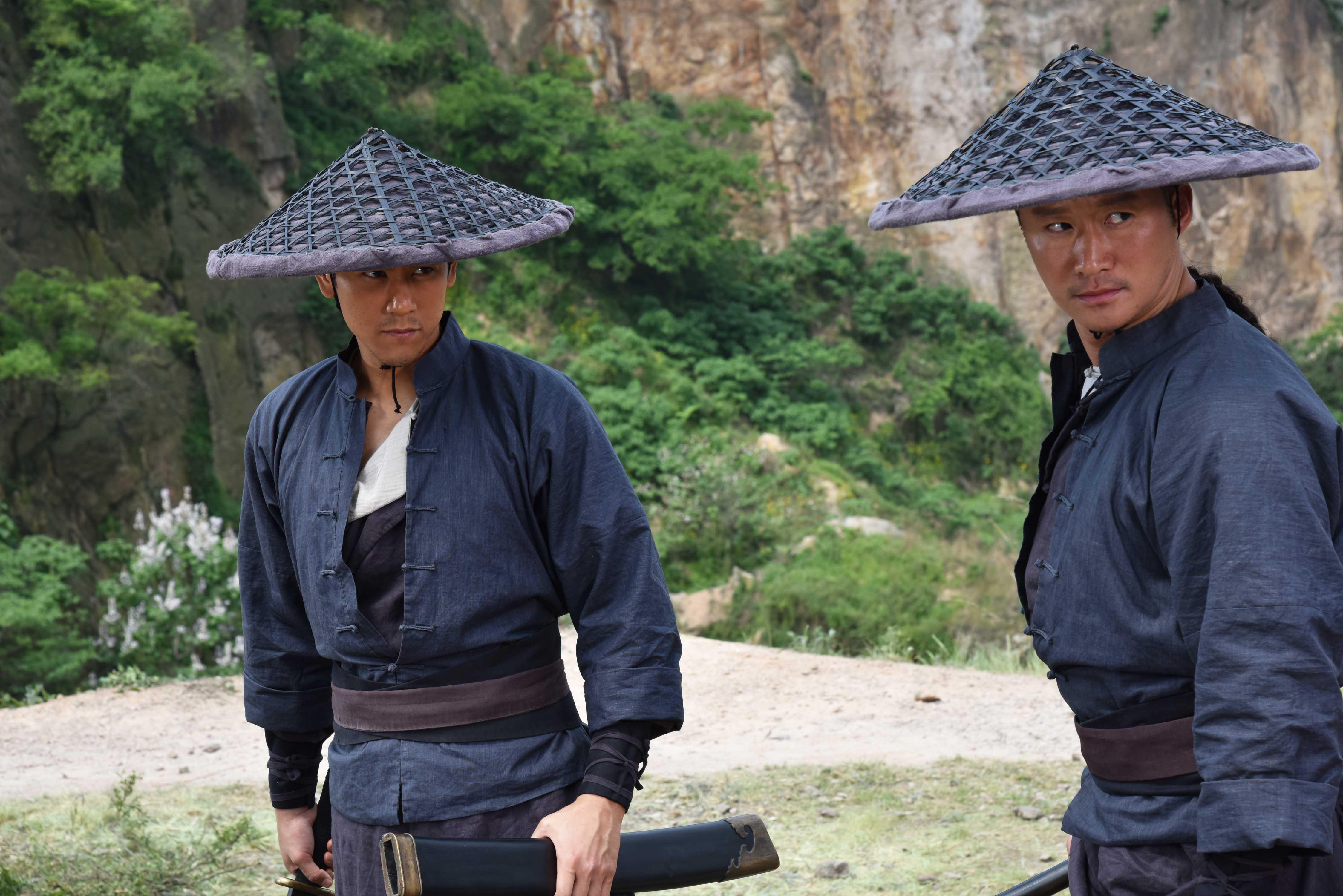 彭于晏和吳京曾是情感深厚師兄弟