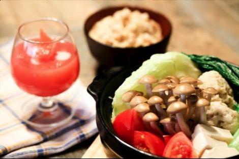 創意飲食:日式溫野菜鍋物套餐