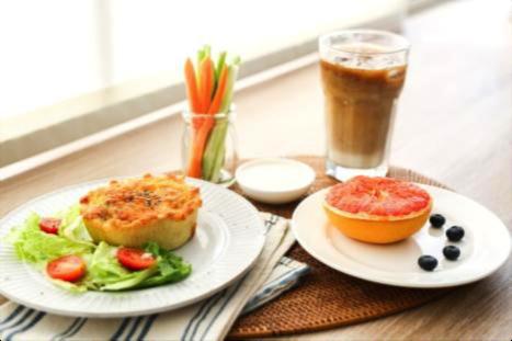 創意飲食:輕食下午茶