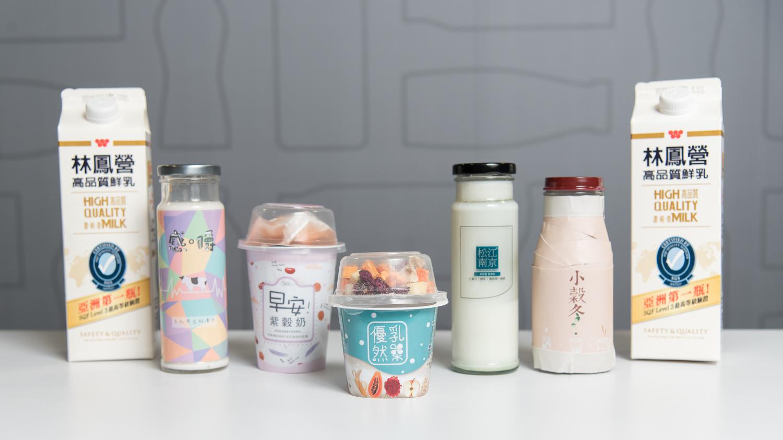 【圖四】味全舉辦新品開發競賽,5組學生發揮創意推出令市場驚豔的全新飲品.._