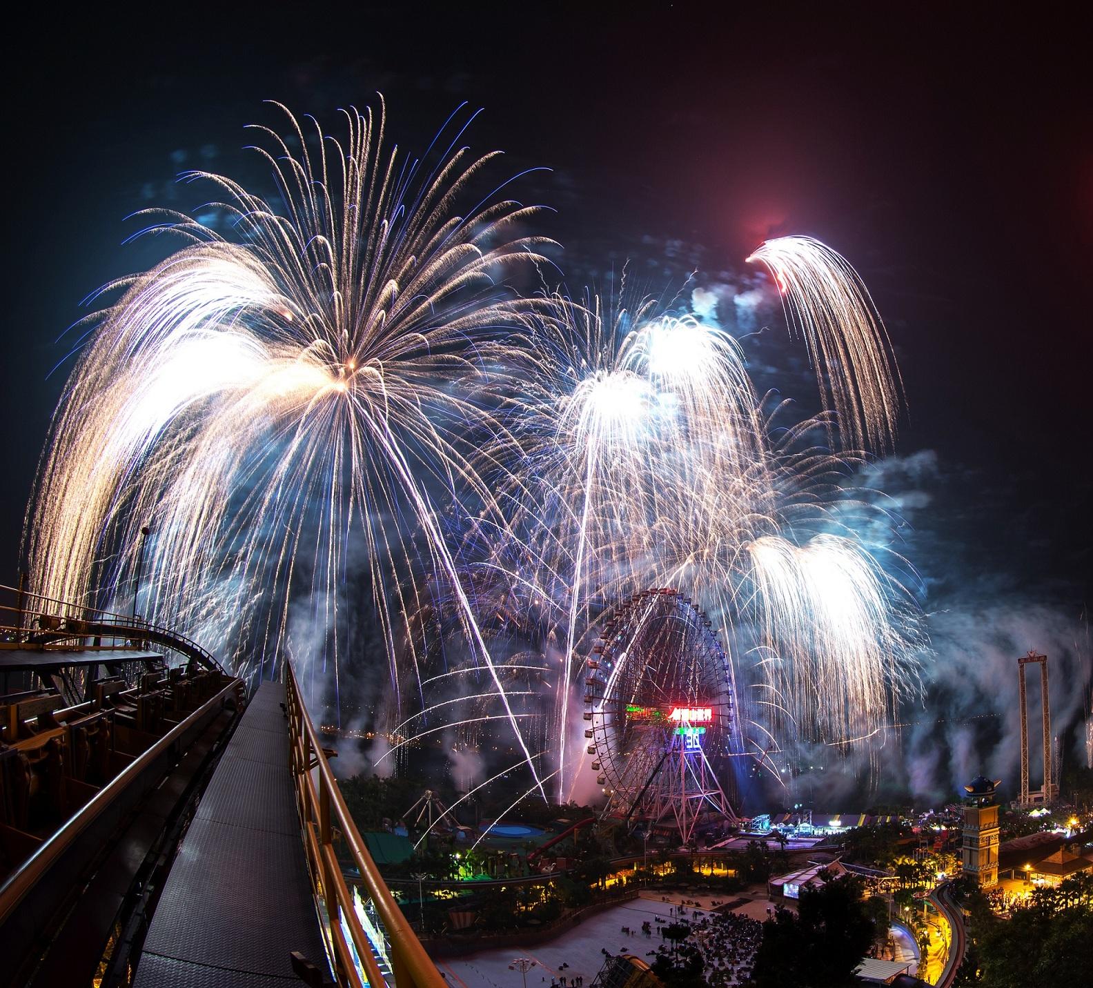 劍湖山世界奇幻花火節Fun閃520 -1