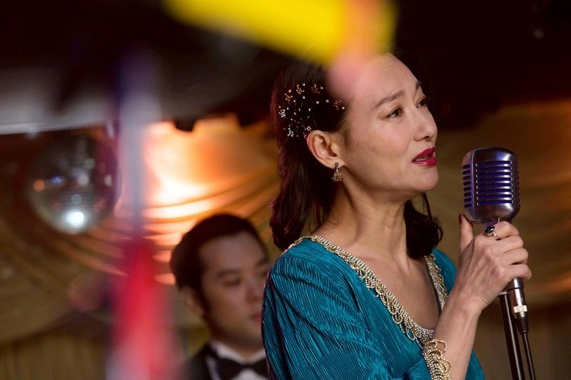 惠英紅從影40年 首度開金口唱歌