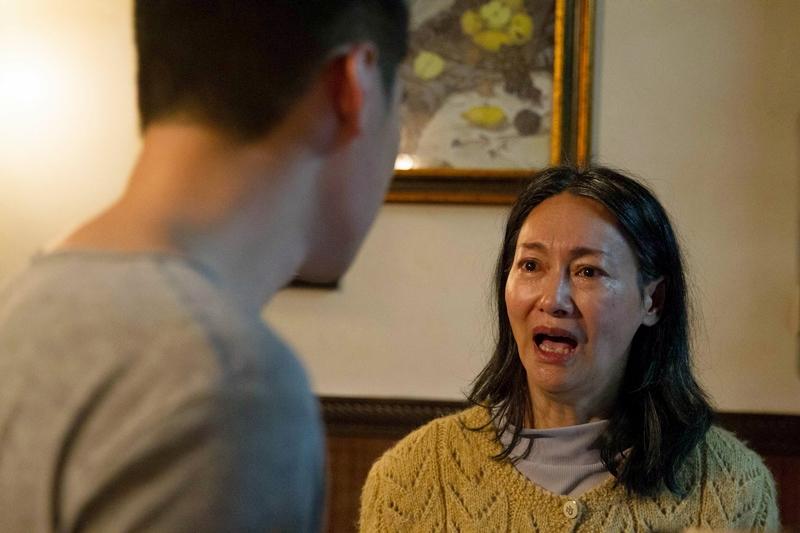 惠英紅片中表演 取材自失智症母親真實經歷