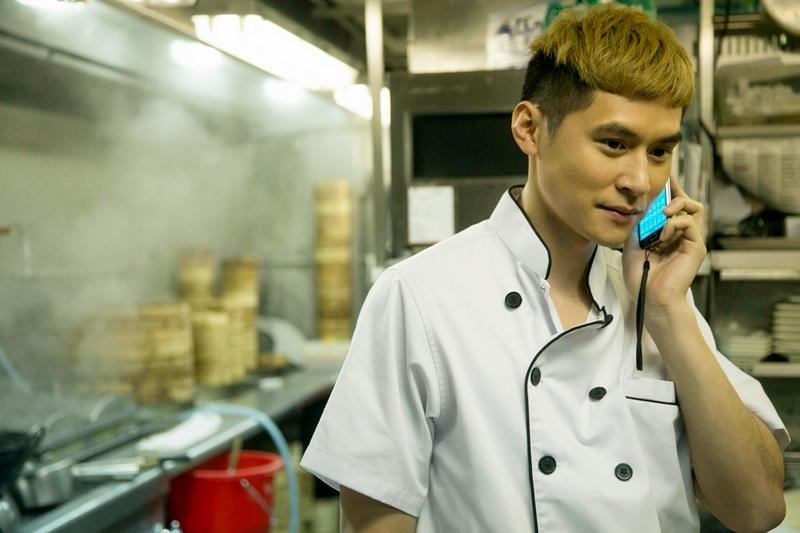 香港潛力小生陳家樂演出《幸運是我》