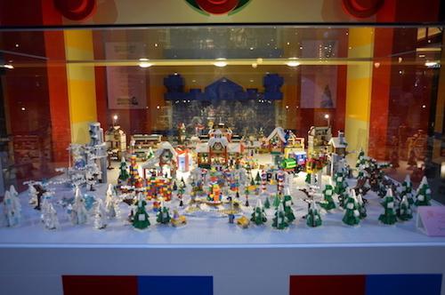 為了送出更多禮物,聖誕老人特別蓋了一個「聖誕老人的許願村」
