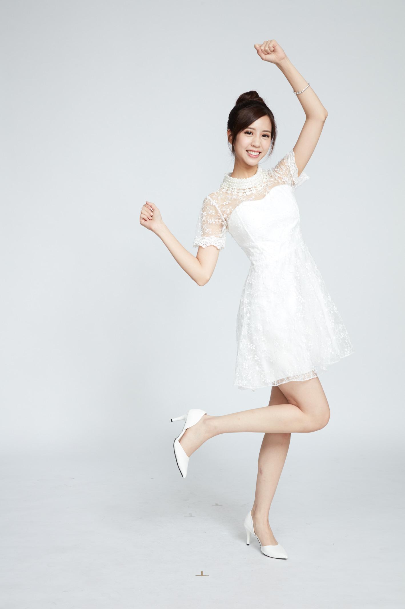 「青木瓜女神」何紫妍,首次代言手遊《正宗勁舞團-手機版》4