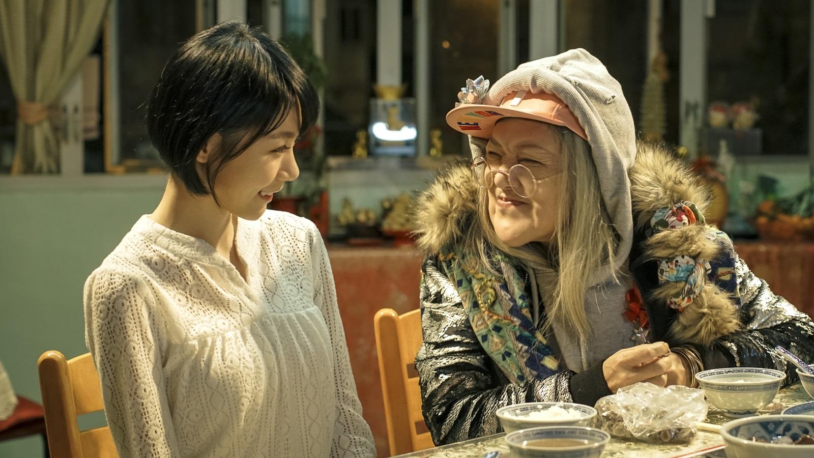 林明禎片中被邵音音問床事 竟微笑默認點頭