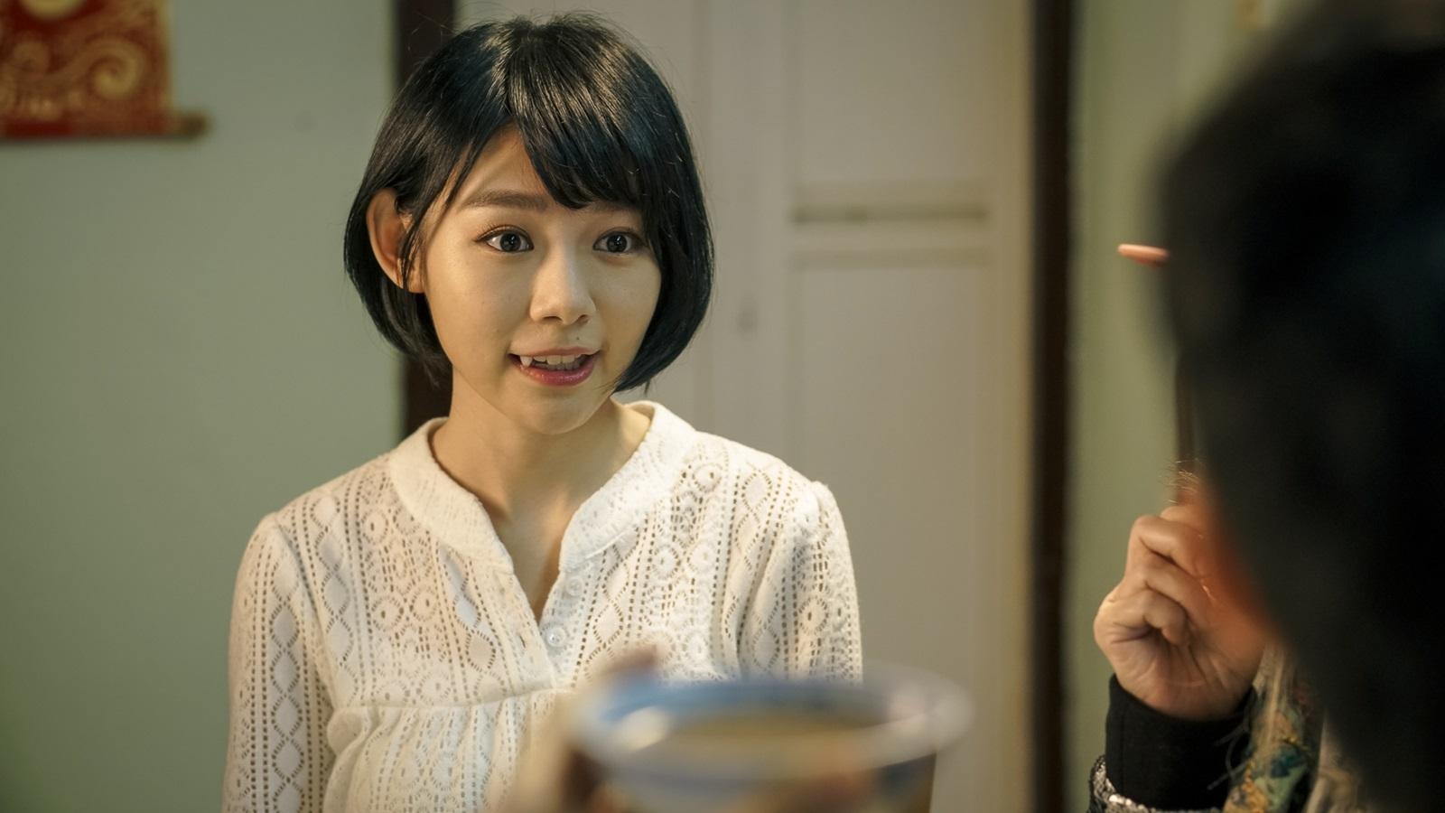 林明禎首度躍上大銀幕 在《救殭清道夫》裡演可愛女殭屍