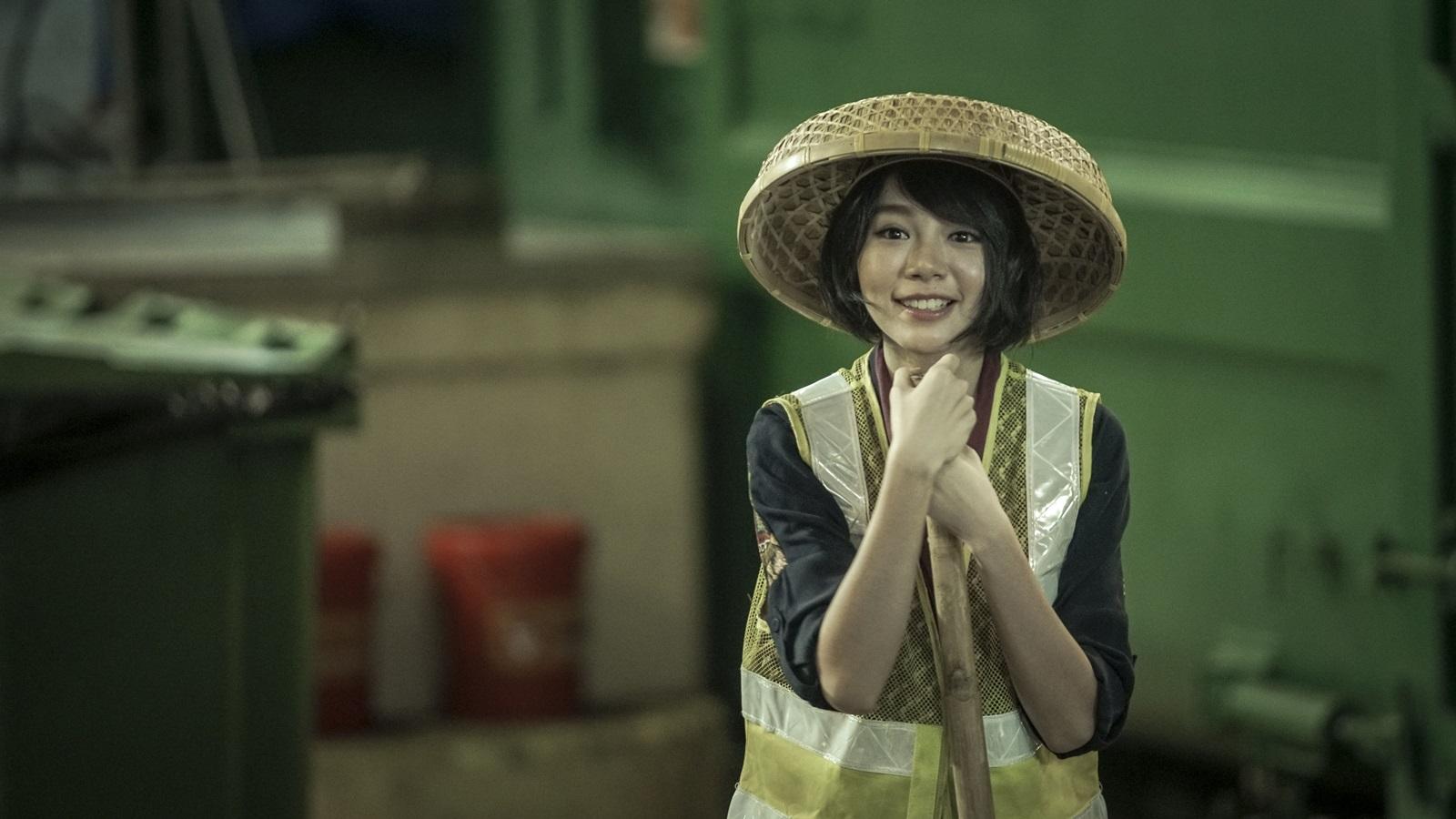 歌壇甜心隊長林明禎 首次參與電影演出