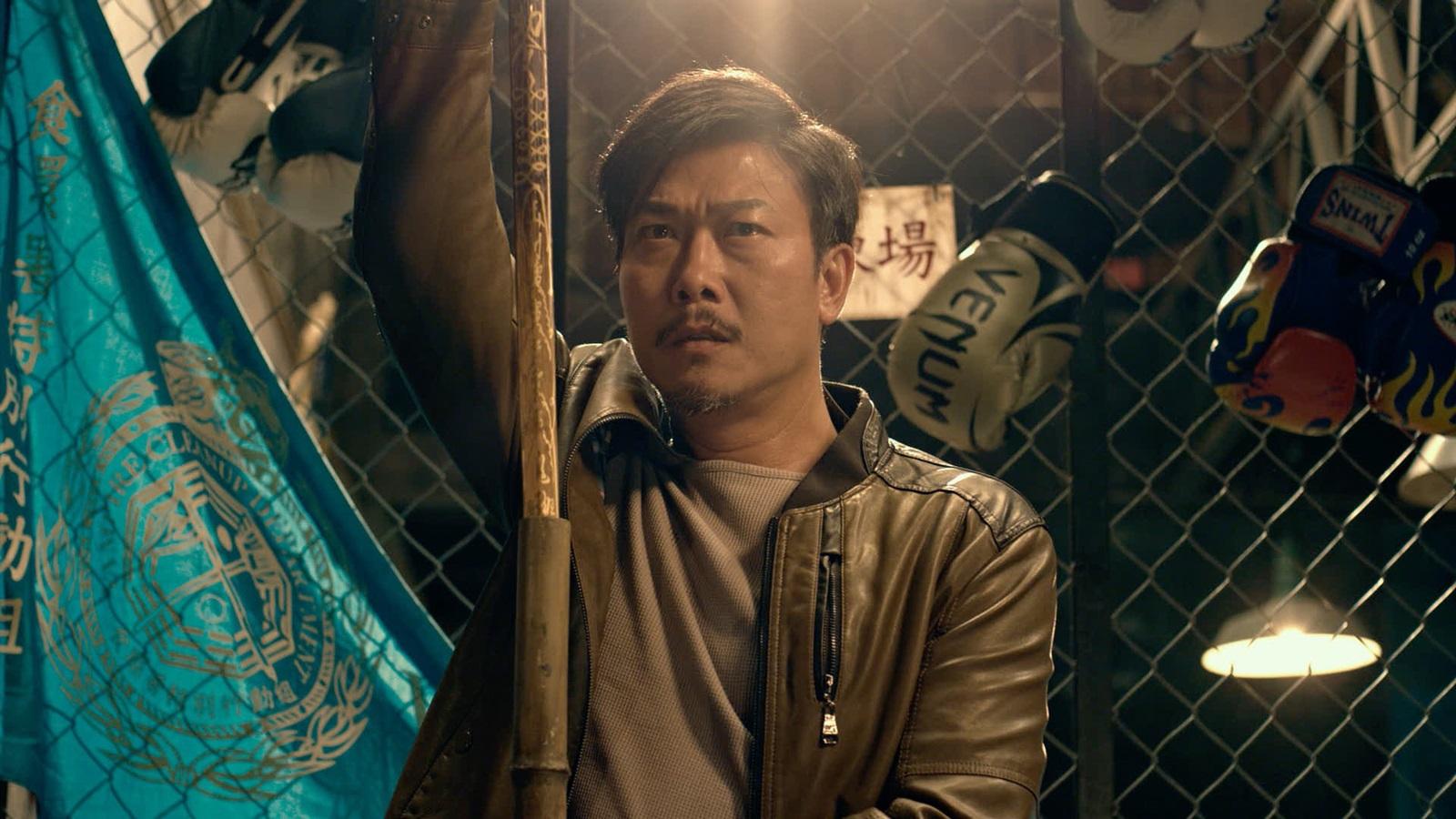 鬼王錢小豪 演出功夫高強的殭屍獵人