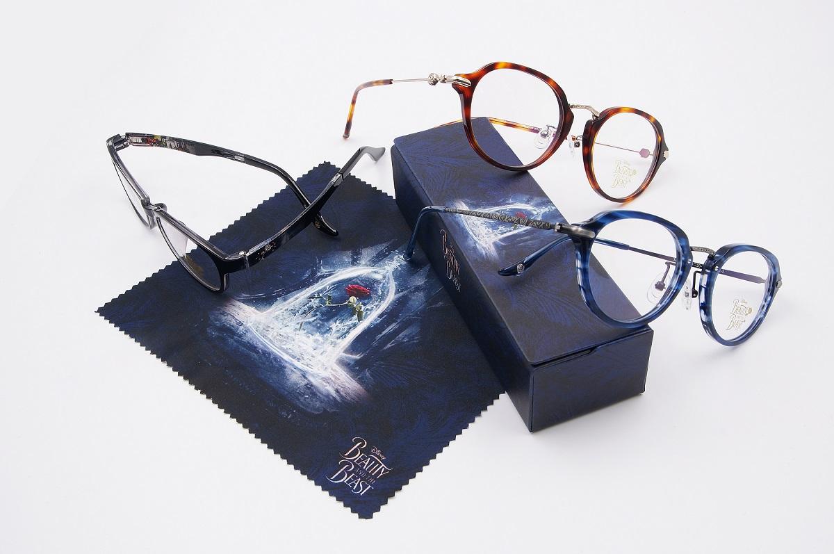 1-美女與野獸眼鏡套組整付1980元起