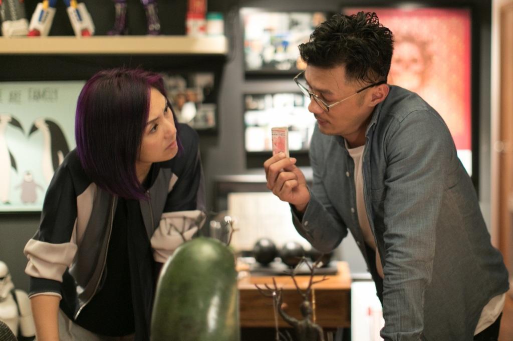 「春嬌志明」系列 是導演彭浩翔及演員余文樂和楊千嬅的代表作品