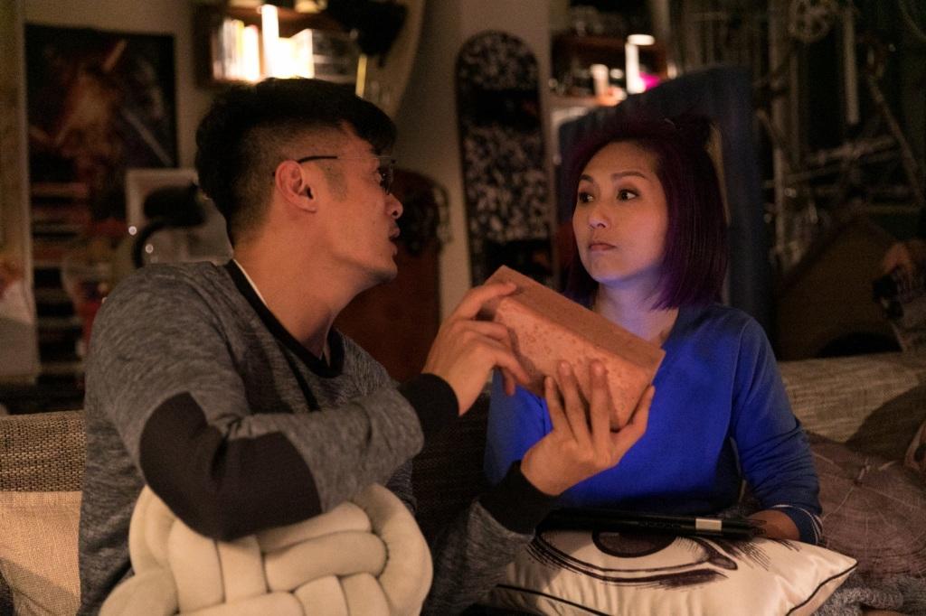 彭浩翔導演說與楊千嬅、余文樂合作已是老夫老妻狀態1