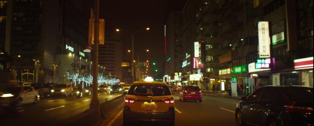 《春嬌救志明》到台灣信義區取景(網路截圖)