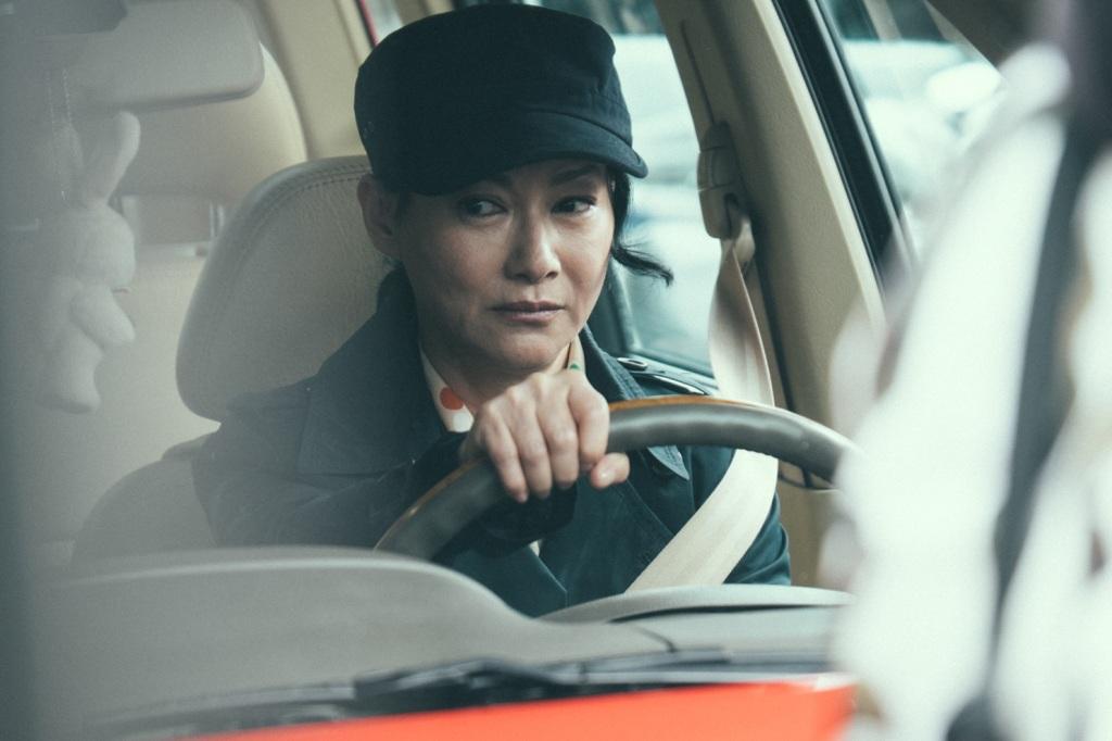 惠英紅演出外表柔弱 但為保護小孩不惜一切的母親1