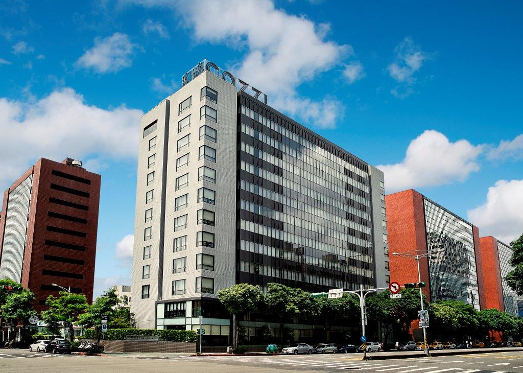 HOTEL COZZI和逸飯店‧台北民生館_外觀