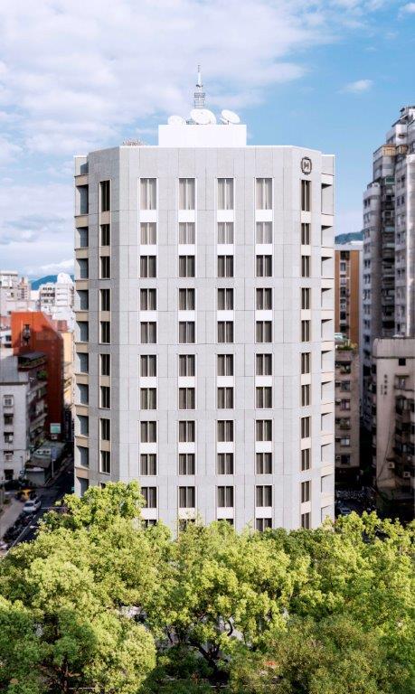 MADISON TAIPEI HOTEL幕軒飯店_外觀日景