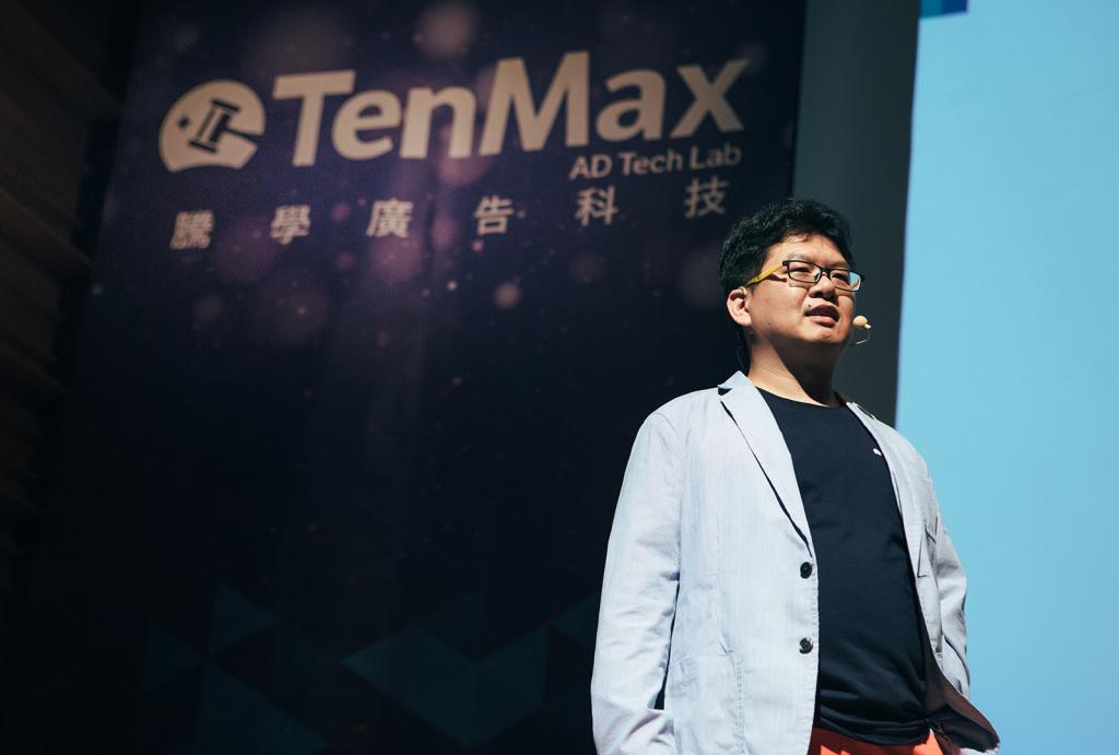 funP雲沛創新集團暨TenMax執行長邱繼弘(大河馬)