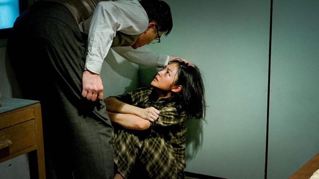 和林家棟拍完強暴戲 女星衛詩雅產生心理陰影 好多天不敢正眼看他