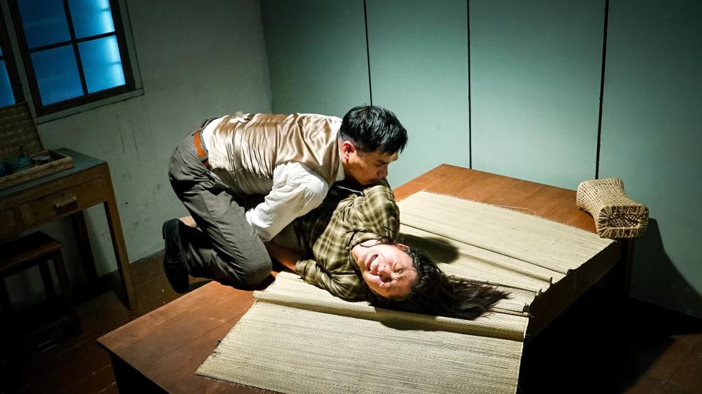 林家棟與衛詩雅首度合作 第一場就演出極為逼真的強暴戲2