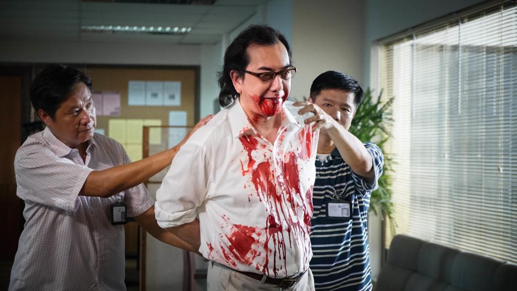 《失眠》將是黃秋生最後一部血腥恐怖片