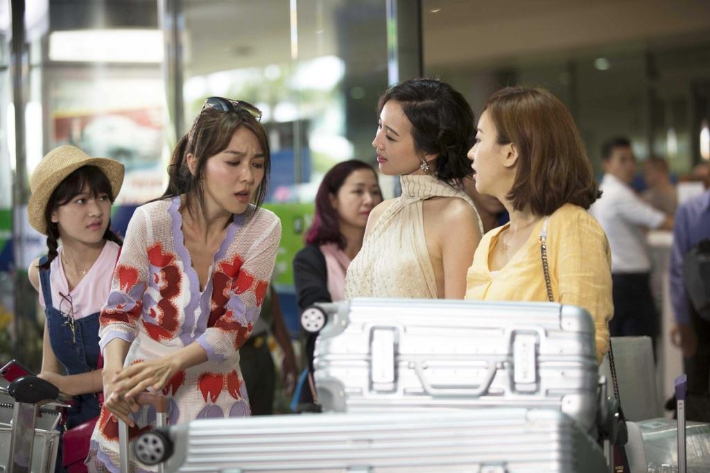 《閨蜜2》薛凱琪、張鈞甯、陳意涵 飛到越南上演爆笑又緊張刺激的瘋狂之旅