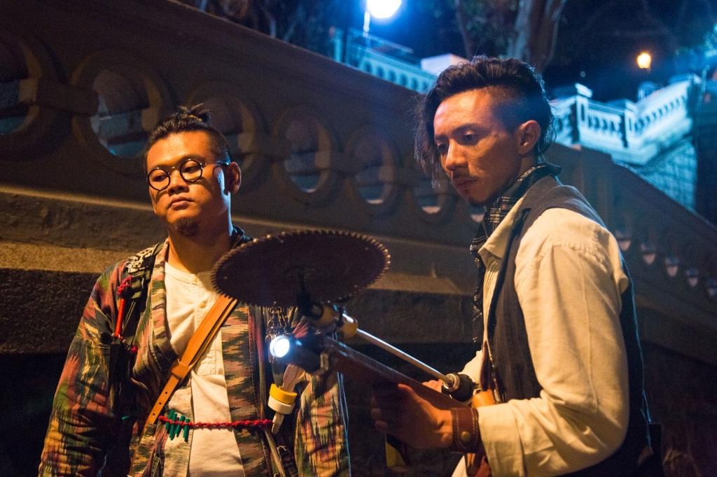 香港新生代演員白只及張繼聰 演藝圈苦熬十多年終於走紅 更首度合作主演電影
