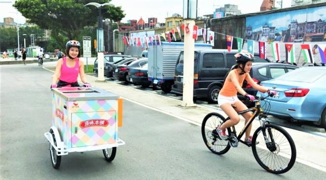 【原味本舖】連續八日的北高騎乘活動,將走進台灣各大經典地標,讓品牌精神:「歡聚分享的快樂時刻,散播在每個角落」完美實踐!
