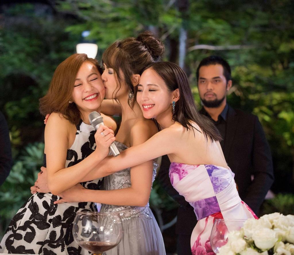 台灣觀眾可以搶先各地看到《閨蜜2》
