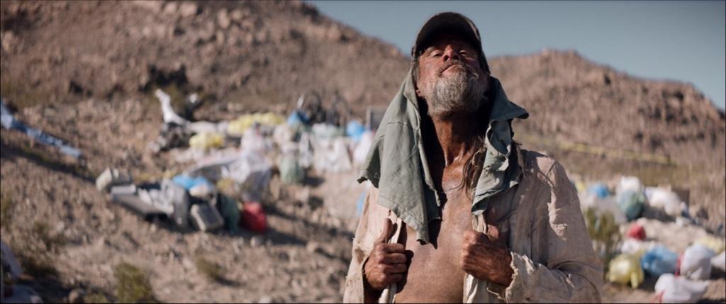 喜劇天王金凱瑞在《生存者》飾演神秘的流浪漢 是關鍵角色