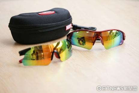 帥氣破表的運動太陽眼鏡人氣大爆棚,運動光學光也有