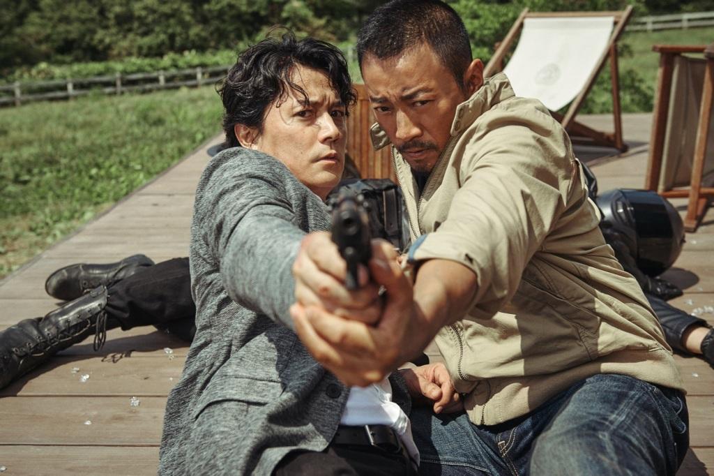 福山雅治、張涵予 兩大演技派男神首度同台合作