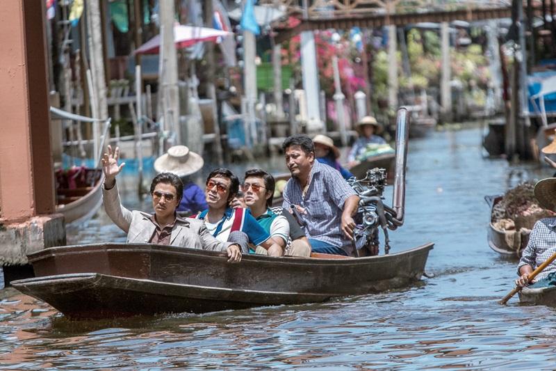 《追龍》是首周新片冠軍 全台大賣1300萬 創下香港電影今年開票最佳紀錄