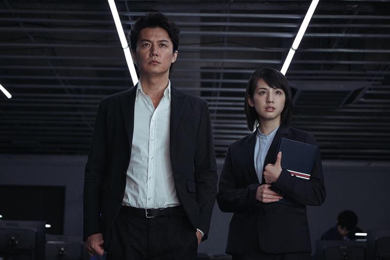 日本女星櫻庭奈奈美飾演福山雅治的菜鳥師妹