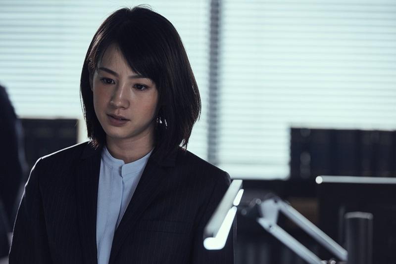 日本女星櫻庭奈奈美 演出工作賣力但少根筋的菜鳥警察 模樣十分討喜
