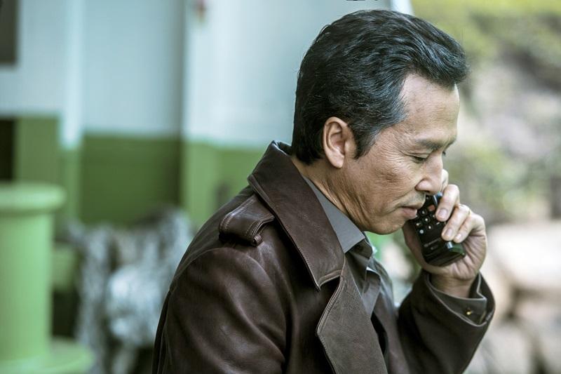 甄子丹和劉德華在《追龍》都化老妝演出