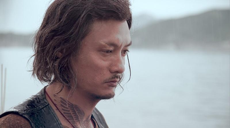 余文樂雙眼以下進行特效化妝 臉上滄桑很貼近真實漁民樣貌